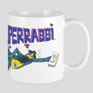 Superrabbi (super Rabbi) Mug Mugs