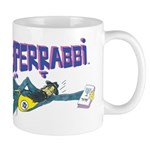 Superrabbi (super Rabbi) Mug Mugs