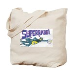 Superrabbi (super Rabbi) Tote Bag