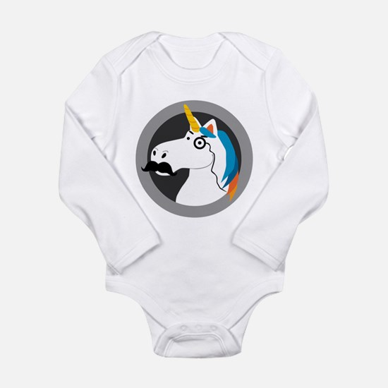Baron Cornelius Van Horn Long Sleeve Infant Bodysu