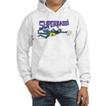 Superrabbi Hooded Sweatshirt