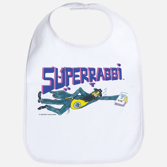 Superrabbi (Super Rabbi) Bib