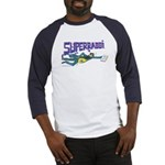 Superrabbi (jewish/israeli) Baseball Jersey