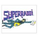 Superrabbi Small Poster