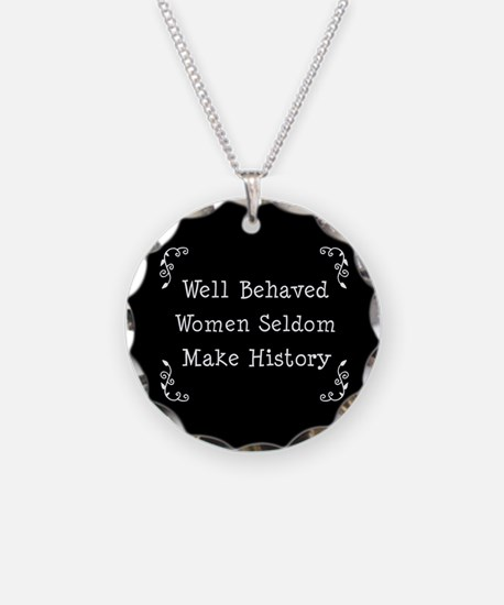 Well Behaved Necklace