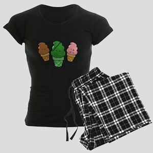 Frankencream Women's Dark Pajamas