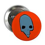 SKULL 001 RED 2.25