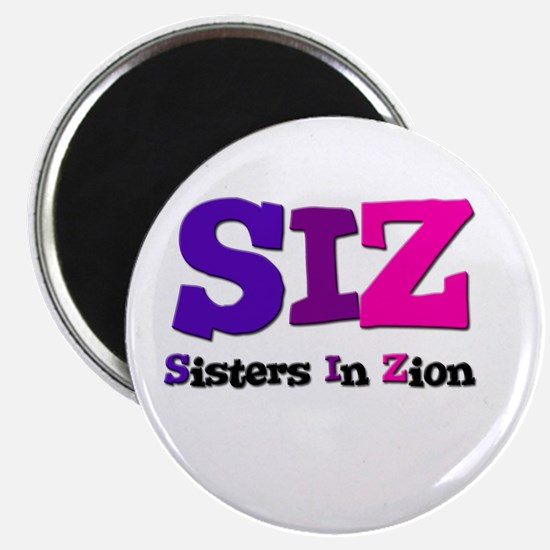 "Cute Latter day saint 2.25"" Magnet (100 pack)"