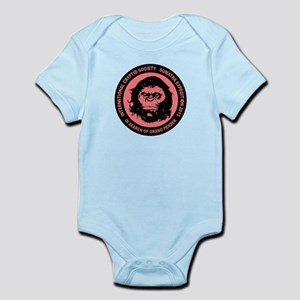 Orang Pendek - Asia's Bigfoot Infant Bodysuit