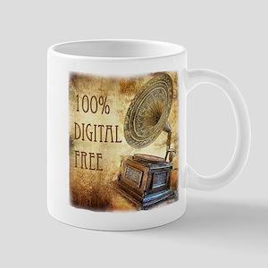 100% Digital Free! Mug