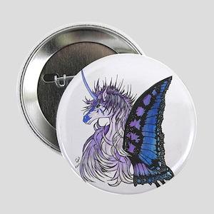 Butterfly Pegasus Button