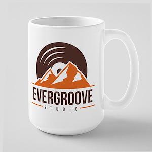 Large Mug w/ Evergroove Logo