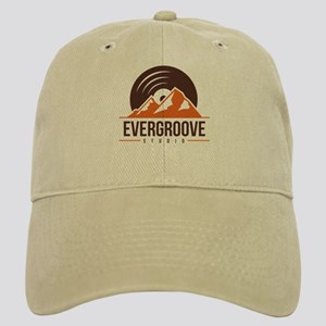 Fitted Cap w/ Evergroove Logo