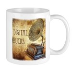 Digital Sucks! Mug Mugs