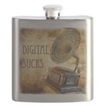 Digital Sucks! Flask