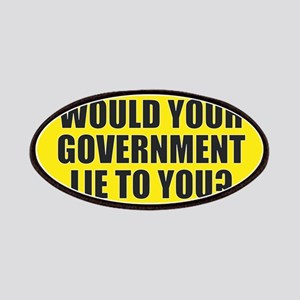 Would Your Government Lie Patch