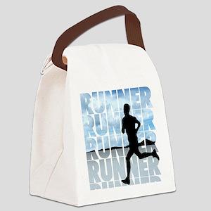 runner Canvas Lunch Bag