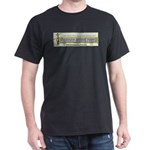 E.T. on Bull Logo Dark T-Shirt