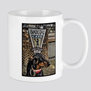 Black Dog Cafe II Mug