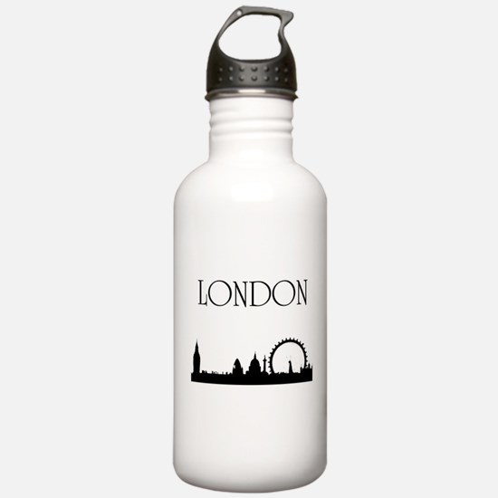 London Water Bottle