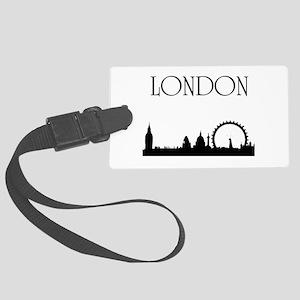 London Luggage Tag