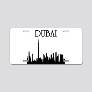 Dubai Aluminum License Plate