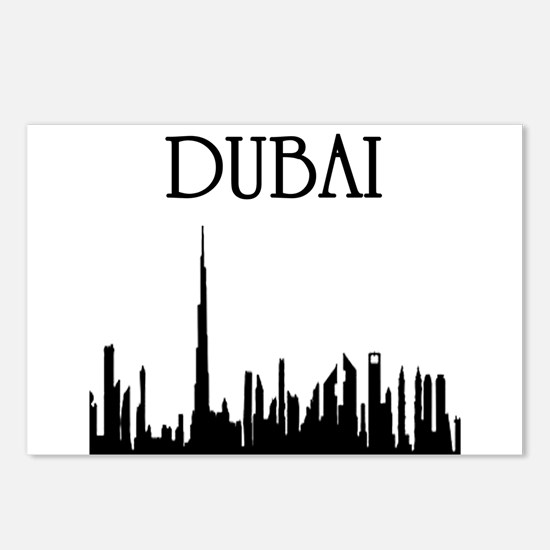 Dubai Postcards (Package of 8)