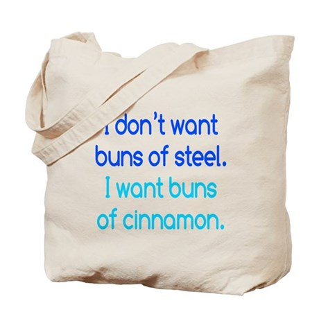 Cinnamon Buns Tote Bag