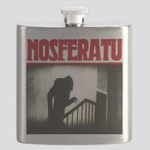 Nosferatu Design-02 Flask