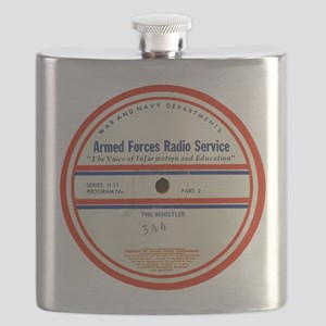 Armed Forces Radio Service Flask