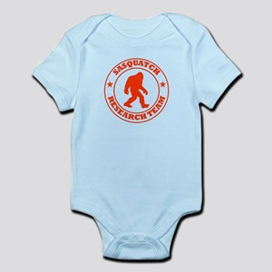 Sasquatch Research Team Infant Bodysuit