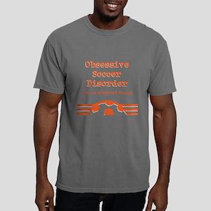 Obsessive Soccer Mens Comfort Colors Shirt