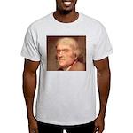 Jefferson Self-Government Ash T-Shirt