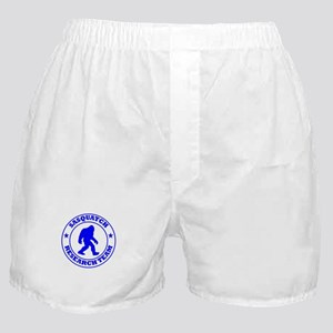 Sasquatch Research Team Boxer Shorts