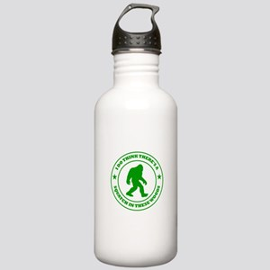 Squatch in These Woods Stainless Water Bottle 1.0L