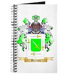 Barbon Journal
