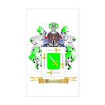 Barbolini Sticker (Rectangle)