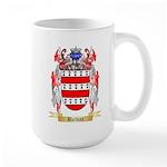 Barbian Large Mug
