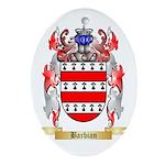 Barbian Ornament (Oval)