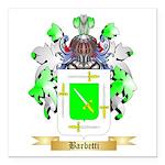 Barbetti Square Car Magnet 3