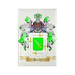 Barbet Rectangle Magnet (10 pack)