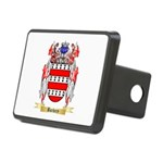 Barbery Rectangular Hitch Cover
