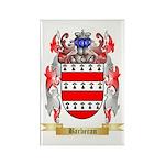 Barberan Rectangle Magnet (100 pack)