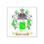Barbella Square Sticker 3