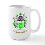 Barbella Large Mug
