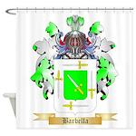 Barbella Shower Curtain