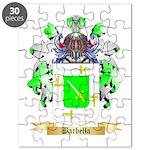 Barbella Puzzle