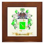 Barbella Framed Tile