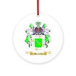 Barbella Ornament (Round)