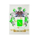 Barbat Rectangle Magnet (10 pack)